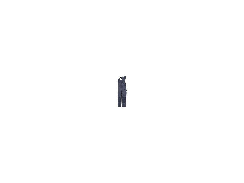 Pracovní kalhoty s laclem Snickers Duratwill™ 0312