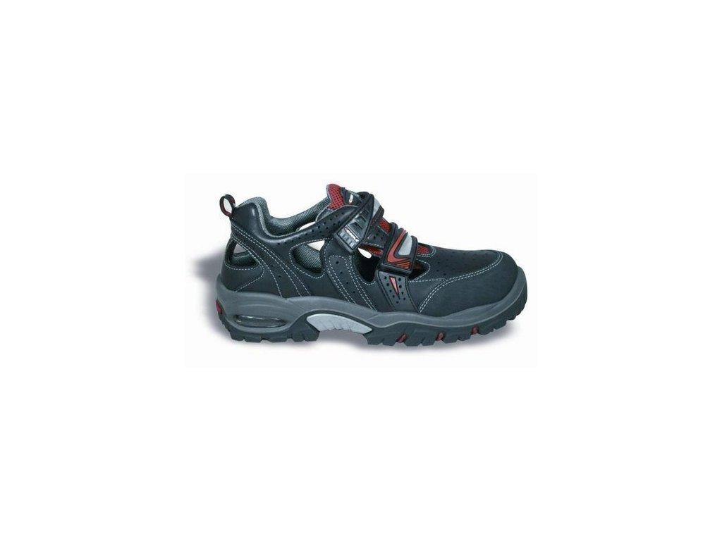 Nízká pracovní obuv COFRA COPENHAGEN S1 P SRC