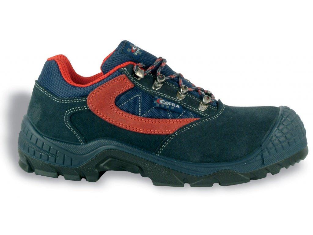 Nízká pracovní obuv COFRA MAROCCO S1 P
