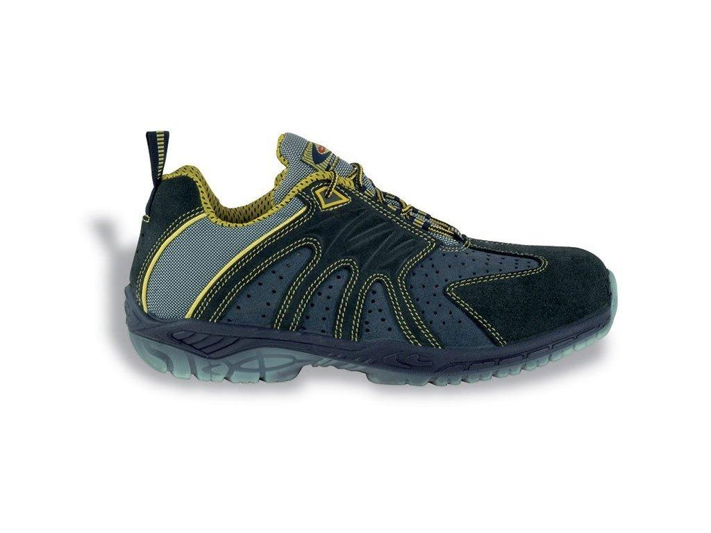 Pracovní obuv Cofra Match Point S1P SRC