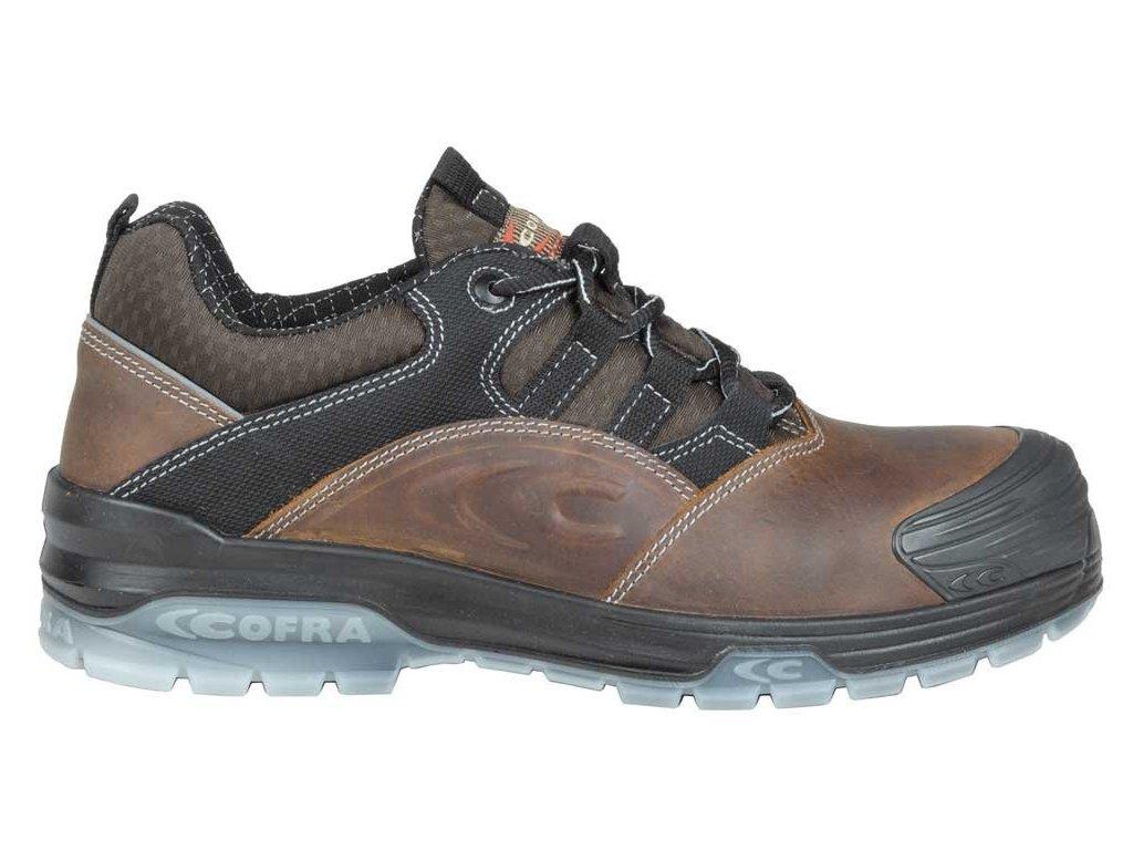 Pracovní obuv Cofra Vermeer Brown S3 SRC
