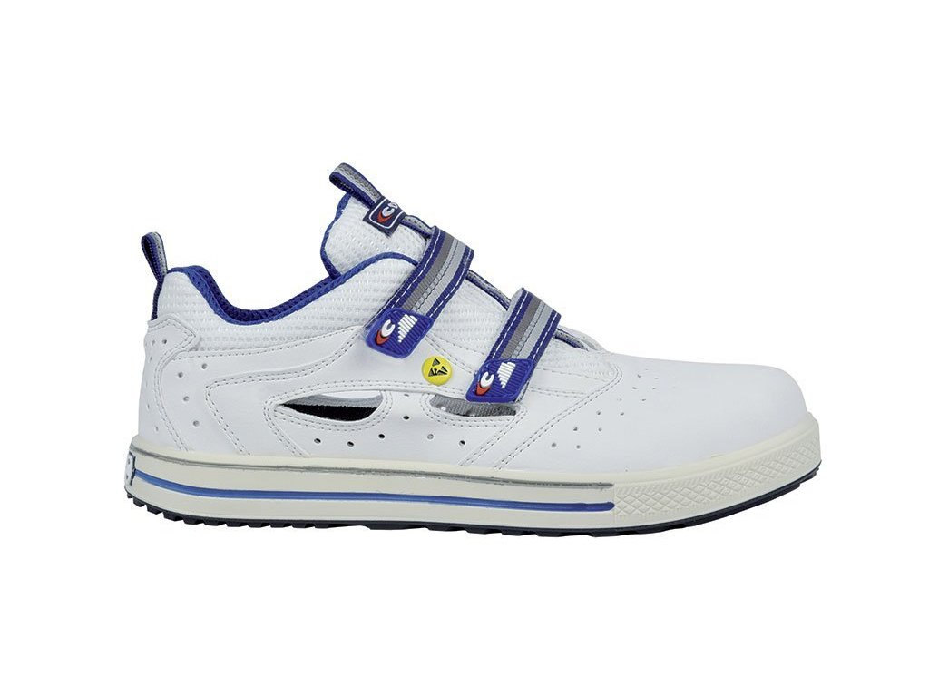 Pracovní obuv Cofra Fade S1P ESD SRC