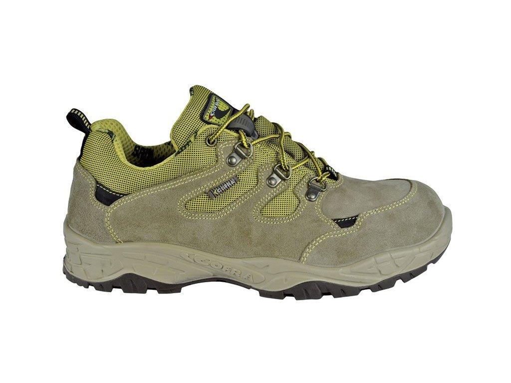 Pracovní obuv Cofra Waterfall S1 P SRC