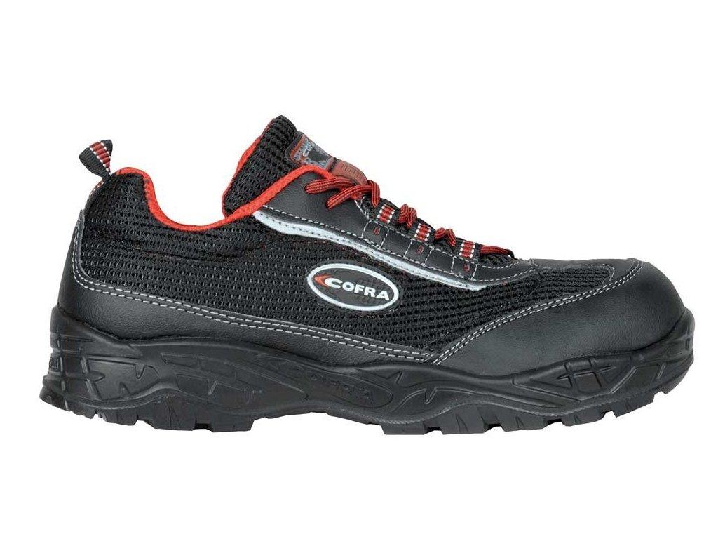 Pracovní obuv Cofra Gully S1 P SRC