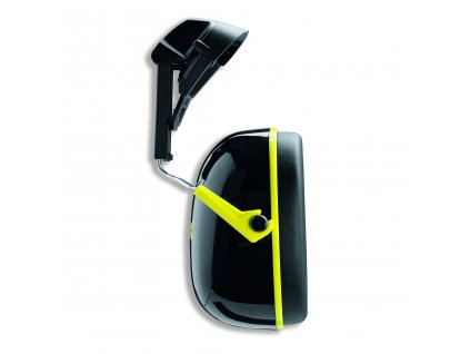 Chrániče mušlové uvex K2H černé Uvex