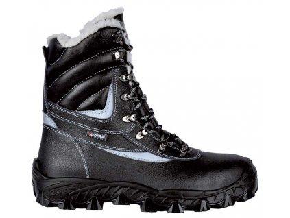 Vysoká pracovní obuv COFRA New BARENTS S3 CI SRC