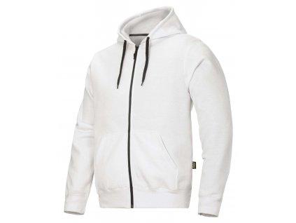 Mikina 'Classic' s kapucí, na zip