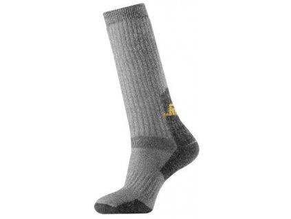 Ponožky Snickers vlněné vysoké  9210