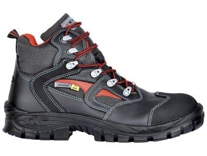 Vysoká pracovní obuv COFRA SIGURTH S3 ESD SRC