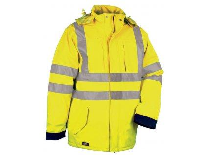 Zimní reflexní bunda COFRA GLITTER 250 g/m2