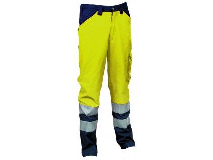 Reflexní pracovní kalhoty COFRA TWINKLE 300 g/m2
