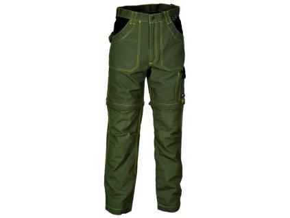 Pracovní kalhoty COFRA HELSINKI 250 g/m2 (Barva Khaki, Velikost 52)