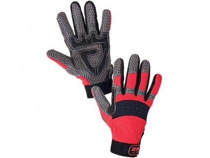 pracovni kombinovane rukavice Shark CXS