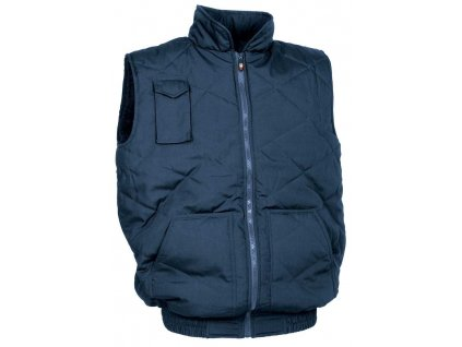 Zimní pracovní vesta COFRA ALDAN 140 g/m2