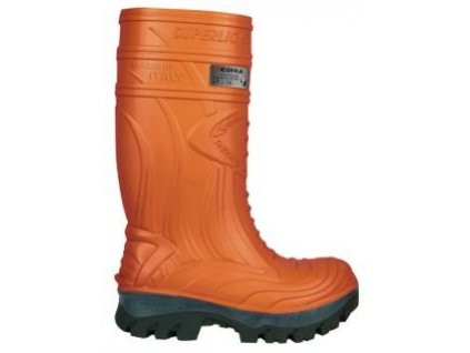 Holínky Cofra Thermic Orange S5 CI HRO SRC