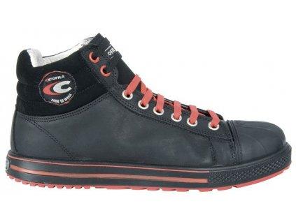 Vysoká pracovní obuv COFRA STEAL S3 SRC