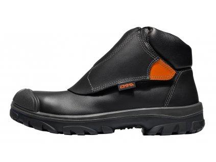 Bezpečnostní svářečská obuv Vulcanus D