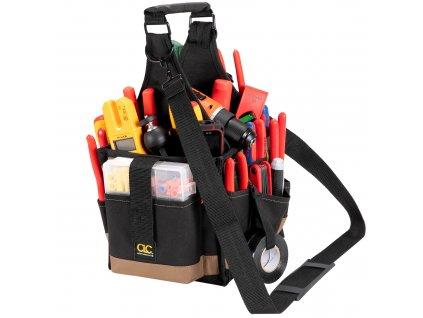 Elektrikářská a údržbářská taška na nářadí malá CLC Work Gear