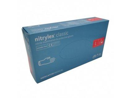 nitrilove rukavice nitrylex classic 100
