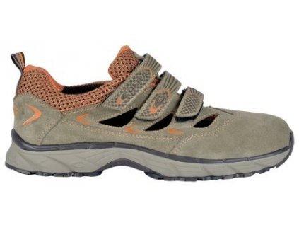 Pracovní sandály COFRA New BIG AIR S1P SRC