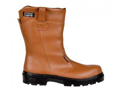 Vysoká pracovní obuv COFRA ABU DHABI S3 CI SRC
