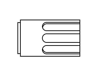 Vířivý kroužek 100A OEM  220051