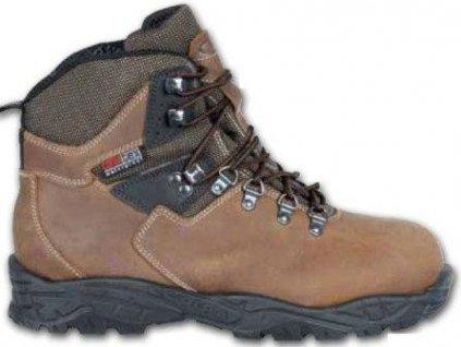 Vysoká pracovní obuv COFRA LANDSCAPE O2 WR SRC FO