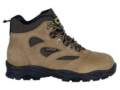 Vysoká pracovní obuv COFRA EXPLORER O2 WR SRC FO