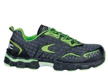 Pracovní obuv Cofra Low Kick Grey S1P SRC