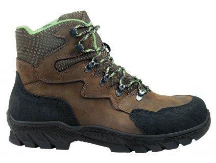 Pracovní obuv Cofra Guadarrama S3 Hi CI HRO SRC