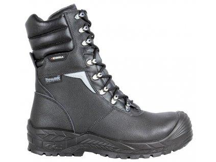 Pracovní obuv Cofra Bragi S3 CI HRO SRC