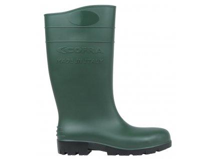 COFRA ASTEROID GREEN S5 SRC