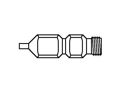 Řezací tryska 3-50 mm  9373540