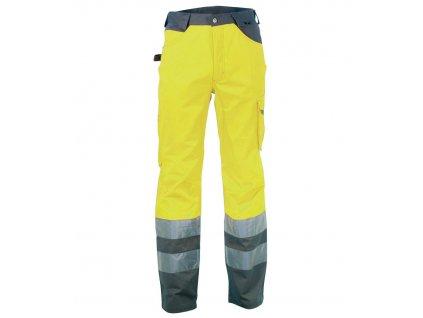 Reflexní pracovní kalhoty COFRA RAY 240 g/m2
