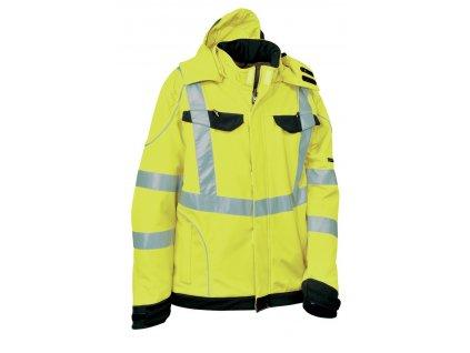 Reflexní pracovní bunda zimní COFRA RIVAS Cofra-Tex 300 g/m2