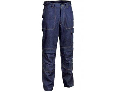 Pracovní kalhoty nehořlavé COFRA ANES 345 g/m2