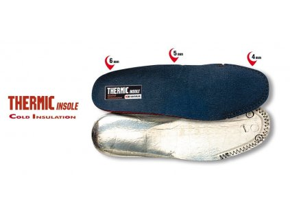 Stélka Cofra Thermic Insole Cold Insulation