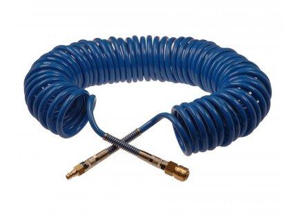 Spirálová hadice s rychlospojkou