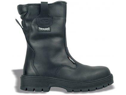 Pracovní obuv Cofra Dickson S3 CI HRO SRC