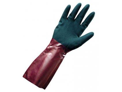 Chemicky odolné rukavice Ansell AlphaTec™ 58-530