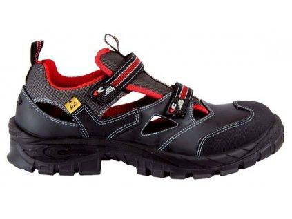 Sandále Cofra  GUTTORM S1P ESD SRC