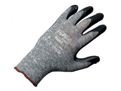 Pracovní rukavice Ansell HyFlex® Foam 11-801 - vynikající obratnost a prodyšnost ve velmi odolných rukavicích.