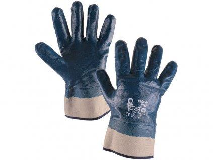Pracovní rukavice povrstvené PELA