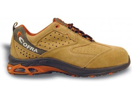 Nízká pracovní obuv COFRA TWISTER S1P