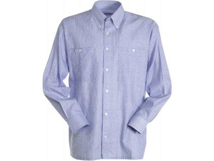 Pánská košile s dlouhým rukávem OXFORD