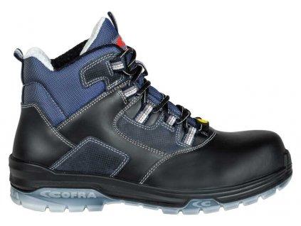 Pracovní obuv Cofra Funk Black S3 ESD SRC
