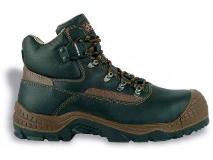 Vysoká pracovní obuv COFRA ZAMBIA S3
