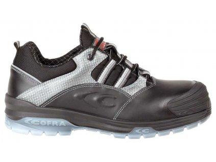 Pracovní obuv Cofra Caravaggio Black S3 CI SRC