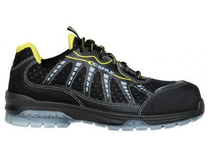 Pracovní obuv Cofra Miro Black S1 P SRC