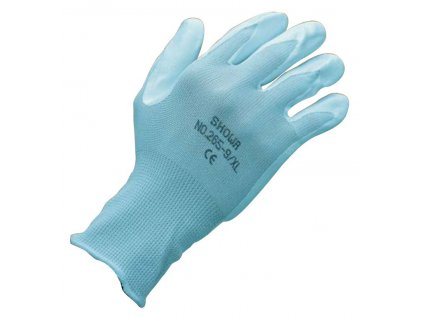 Pracovní rukavice Showa Nitril Fine 265 - hmatová citlivost